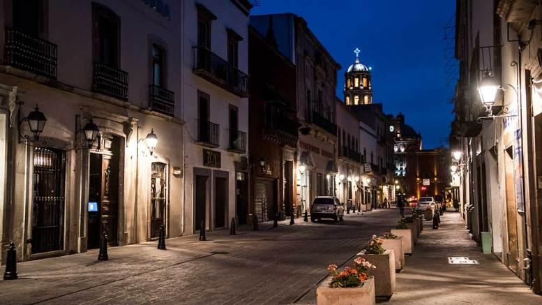 Marcos Aguilar anuncia obras por 24 mdp para mejorar el Centro Histórico de Querétaro. Foto: Internet.