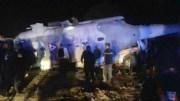 13 muertos y 15 heridos trás desplome de helicóptero donde viajaban el Secretario de la SEGOB y el Gobernador de Oaxaca