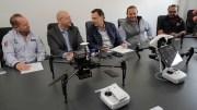 Corregidora adquiere tres drones diseñados y desarrollados por la Universidad Tecnológica