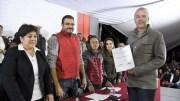 Mario Calzada se convierte en candidato de unidad a la Alcaldía de El Marqués por el PRI.