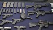Decomisan arsenal en Apaseo el Alto: 1 detenido. Foto: Ilustrativa de internet.