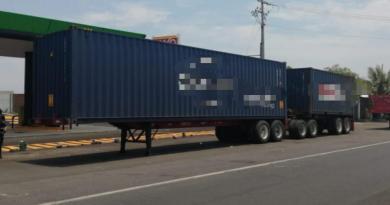 En acción operativa, localiza SSP contenedores con reporte de robo