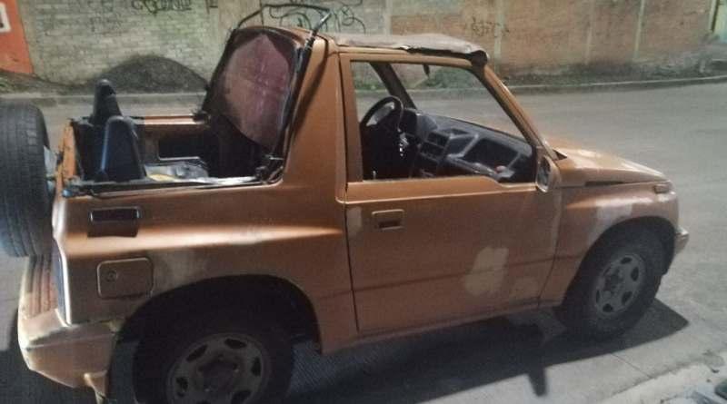 En acción operativa, detiene SSP a dos con arma de fuego y droga en Morelia