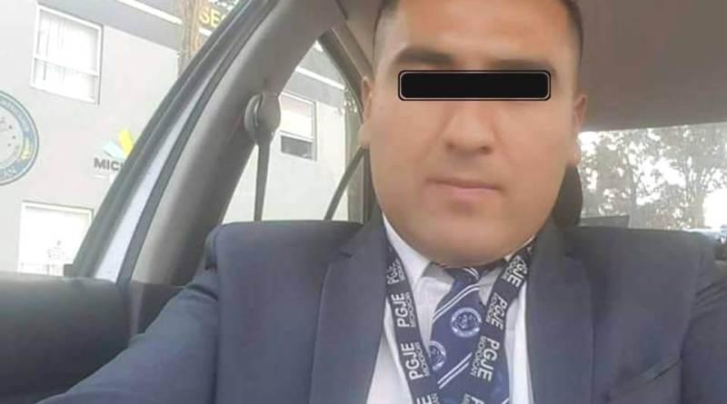 Fiscalía General del Estado premia la corrupción