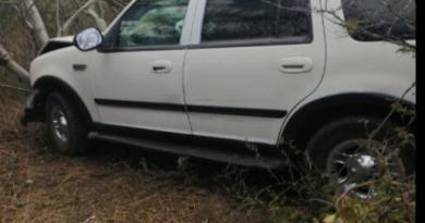 En labores preventivas, recupera SSP vehículo con reporte de robo