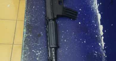 Detiene SSP a dos en posesión de fusil, en Villamar