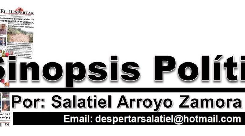 SINOPSIS POLITICA 23/05/2020