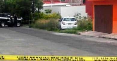 Matan a balazos a taxista al sur de Morelia