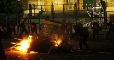 Incidentes en la Catedral
