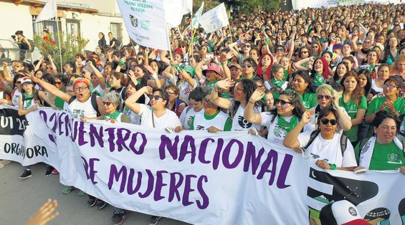 34 Encuentro Nacional de Mujeres La Plata