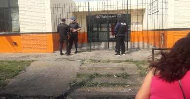 presunto abuso en Escuela de Berazategui