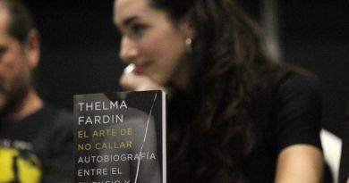Libro Thelma Fardín