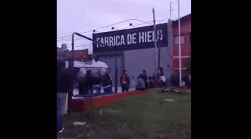 fábrica de hielo en Quilmes