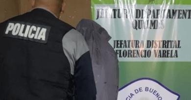 Asesinato en Florencio Varela