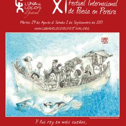 Luna de Locos: El Festival Internacional de Poesía de Pereira @lunalocos