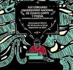 XXX Concurso Universitario Nacional de Cuento Corto y Poesía Externado de Colombia