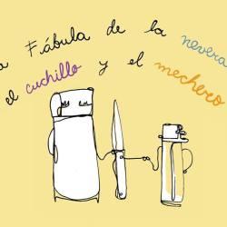 La fábula de la nevera, el cuchillo y el mechero se estrena