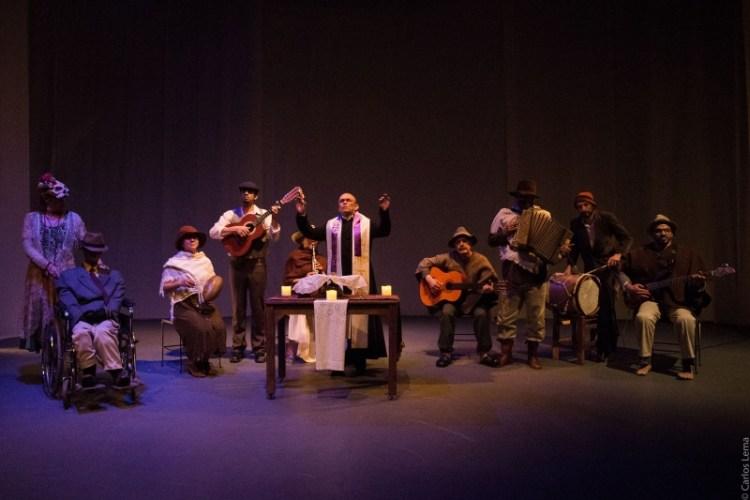 XIII Festival de Teatro de Bogotá del  11 al 22 de octubre