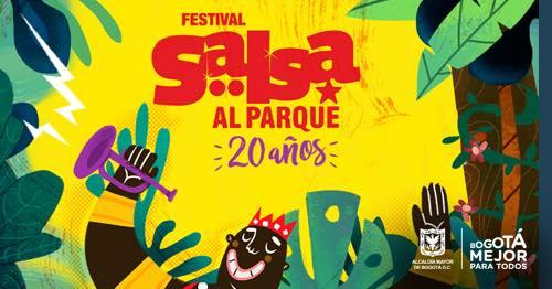 Todo listo para el Festival Salsa al parque 2017