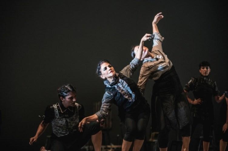 Mentira única' - X Festival de Danza en la Ciudad