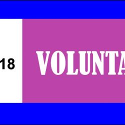 Convocatoria para nuevos voluntarios FUNLAZULI 2017 - 2018