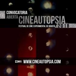 Convocatoria 2018 Festival de Cine Experimental de Bogotá