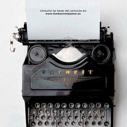 Concurso literario Tajamar 2018