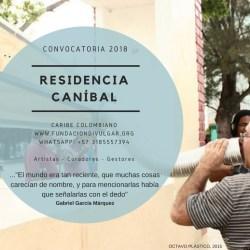 Abierta residencia CANÍBAL para artistas, curadores, investigadores y gestores culturales nacionales y extranjeros