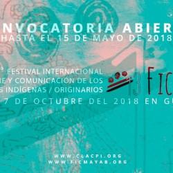 Participa en el 13° Festival Internacional de Cine y Comunicación de los Pueblos Indígenas