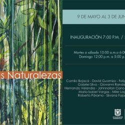Inauguración exposición ¨Otras Naturalezas¨ en la FUGA