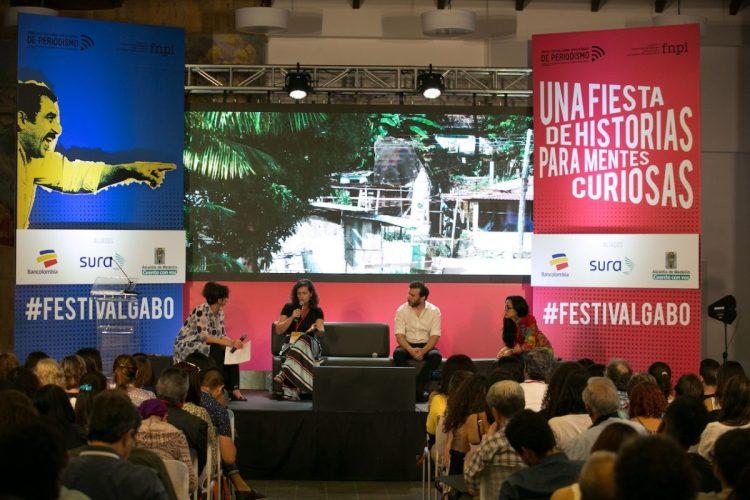 Del 3 al 5 de octubre vive el Festival Gabriel García Márquez de Periodismo 2018