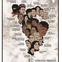 Un homenaje a todas las Mujeres de América Latina