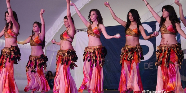 Maratón de danza oriental | Instituto Distrital de las Artes