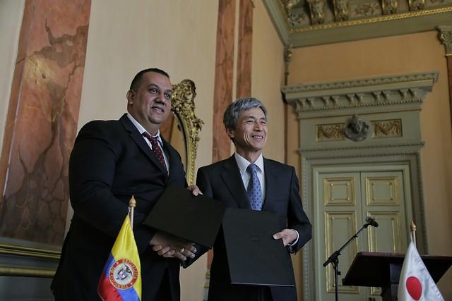 Japón apoya la construcción de cuatro nuevas bibliotecas en Colombia