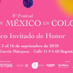 Inauguración VIII Festival Visiones de México en Colombia