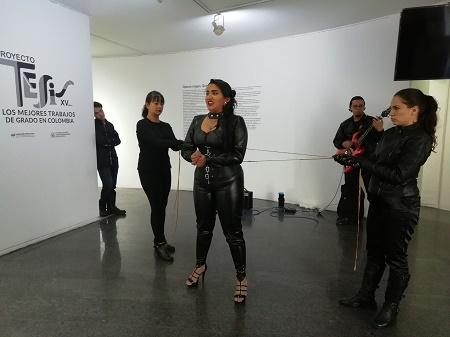 Proyecto Tesis 2018 – Museo de arte contemporaneo Bogota