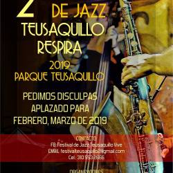 2° Festival de Jazz de Teusaquillo se realizará en 2019