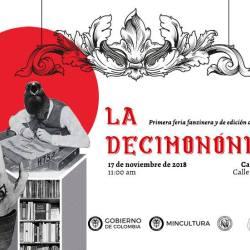 La Decimonónica: feria de fanzines y edición comunitaria