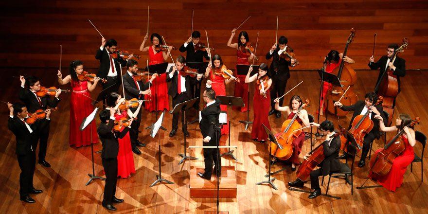 Convocatoria N.1 2019 Orquesta Filarmónica Juvenil, Orquesta Filarmónica Juvenil de Cámara y la Banda Filarmónica Juvenil