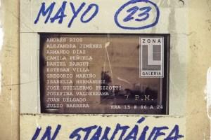 IN STANTÁNEA llega a Galería Zona L    Muestra de fotografía colectiva del 23 mayo al 8 Junio