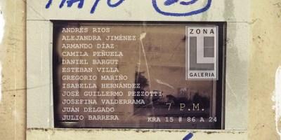 IN STANTÁNEA llega a Galería Zona L |  Muestra de fotografía colectiva del 23 mayo al 8 Junio