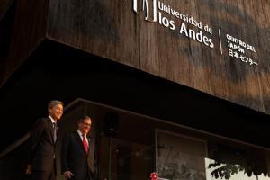 Así es el Centro de Japón de la Universidad de los Andes