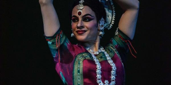 Danza de la India en Bogotá