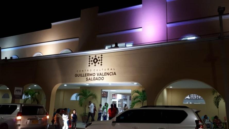 Montería inaugura su nuevo centro cultural Guillermo Valencia Salgado