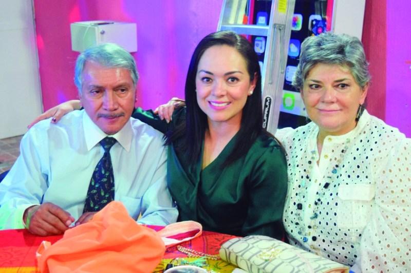 José Alfredo Cruz León celebro en familia el día del abogado, felicidades!