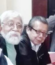 Kymi Rosas y Don Fercho en paz descansen!