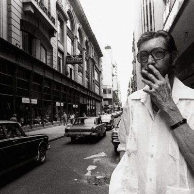 La Buenos Aires de Julio Cortázar