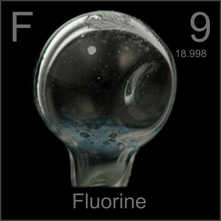 Fluorine Poster sample