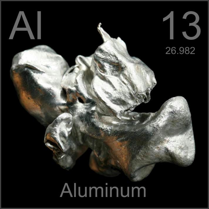 Aluminum Museum-grade sample