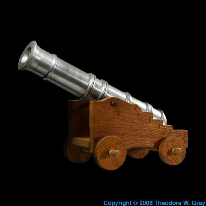Aluminum Cannon
